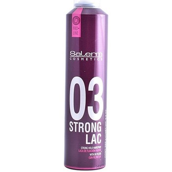 Beauty Accessoires Haare Salerm STRONG STRONG HOLD SPRAY LAC 03 405ML
