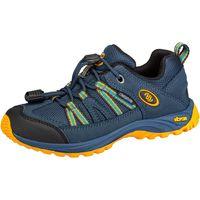Schuhe Jungen Wanderschuhe Brütting Ohio Low blau