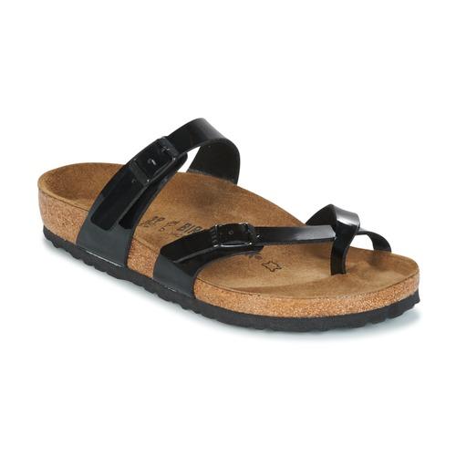 Birkenstock MAYARI Schwarz  Schuhe Pantoffel Damen 74,99