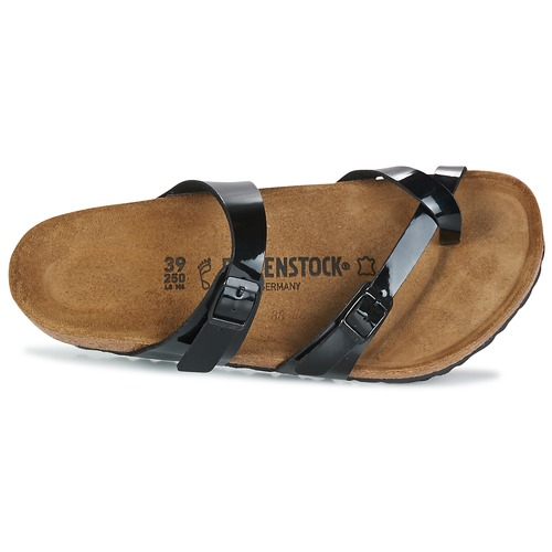 Birkenstock MAYARI Schwarz Schwarz Schwarz  Schuhe Pantoffel Damen 59,99 81f832