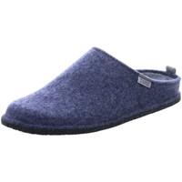 Schuhe Damen Hausschuhe Tofee 4002 T.E.905 LIB.503 Blau