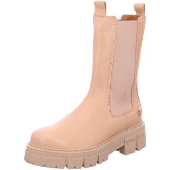 Schuhe Damen Low Boots Apple Of Eden Stiefeletten Cher 29 nude beige