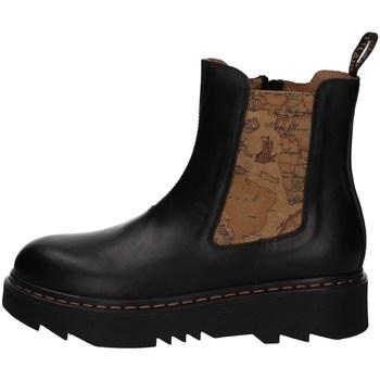 Schuhe Damen Boots Alviero Martini 1090/0092 SCHWARZ