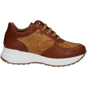 Schuhe Damen Sneaker Low Alviero Martini 1023/0125 LEDER