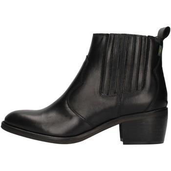 Schuhe Damen Low Boots Dakota Boots DKT73 SCHWARZ