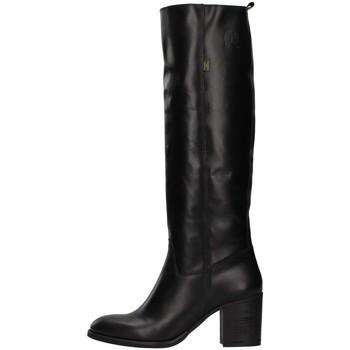 Schuhe Damen Klassische Stiefel Dakota Boots DKT8 SCHWARZ