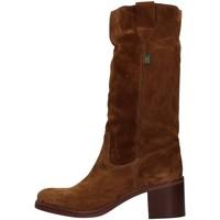 Schuhe Damen Klassische Stiefel Dakota Boots C1 BRAUN