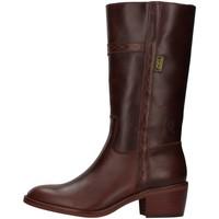 Schuhe Damen Klassische Stiefel Dakota Boots 476 BRAUN
