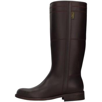 Schuhe Damen Klassische Stiefel Dakota Boots 300-LU LEDER