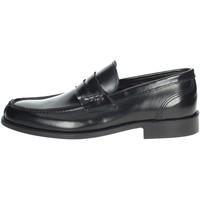 Schuhe Herren Slipper Hudson 100 Schwarz