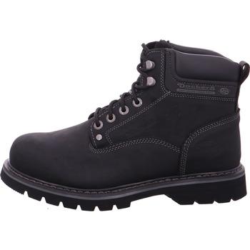 Schuhe Herren Boots Dockers - 23DA104400 schwarz