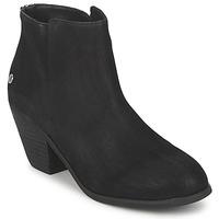 Schuhe Damen Low Boots Blink MARA Schwarz