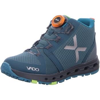 Schuhe Jungen Laufschuhe Vado Slipper AIR MID 43423-505 türkis