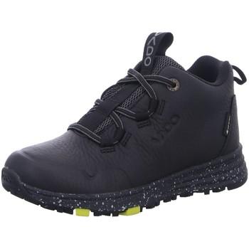 Schuhe Jungen Boots Vado Schnuerschuhe RINGO 43311-001 schwarz