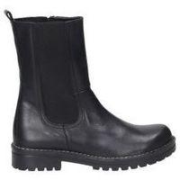 Schuhe Damen Low Boots Chacal BOTINES  5670 MODA JOVEN NEGRO Noir