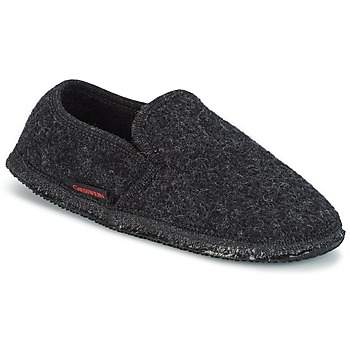 Schuhe Herren Hausschuhe Giesswein NIEDERTHAL Schwarz