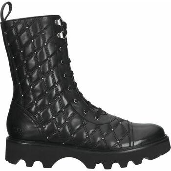 Schuhe Damen Boots Melvin & Hamilton Stiefelette Schwarz