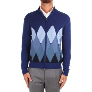 Kleidung Herren Strickjacken Ballantyne T2K036 7K0A8 Mehrfarbig