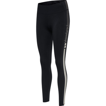Kleidung Damen Leggings Hummel Legging femme  hmlLGC blair mw noir