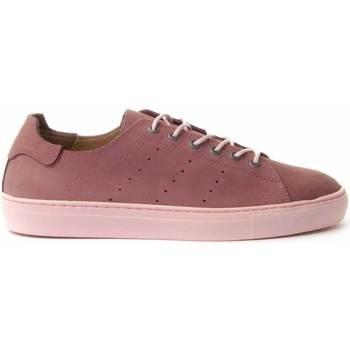 Schuhe Damen Sneaker Low Montevita 71837 PINK