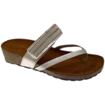 Schuhe Damen Sandalen / Sandaletten Calzaturificio Loren LOD8837ar grigio