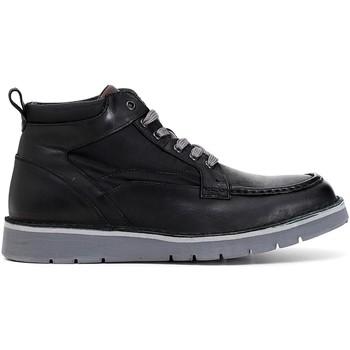 Schuhe Herren Sneaker High Café Noir CNUAI22-TS7120-blk NERO