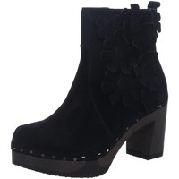 Schuhe Damen Low Boots Softclox Stiefeletten Luisa S355102 schwarz