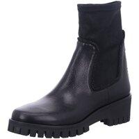 Schuhe Damen Low Boots Donna Carolina Stiefeletten D Boots kalt 46.699.148-003 schwarz
