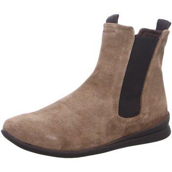 Schuhe Damen Boots Think Stiefeletten Spuat 3-000477-4000-4 beige