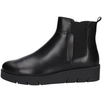 Schuhe Damen Ankle Boots The Flexx D2546.09 SCHWARZ