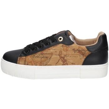 Schuhe Damen Sneaker Low Alviero Martini 0982/0208 SCHWARZ