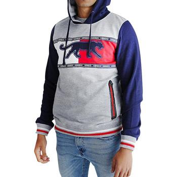 Kleidung Herren Sweatshirts Airness CAYLER-HOODY Grau