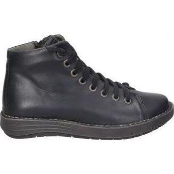 Schuhe Damen Low Boots Chacal BOTINES  5623 MODA JOVEN NEGRO Noir