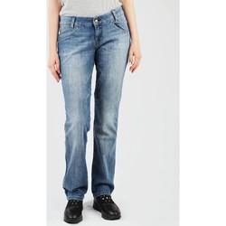 Kleidung Damen Straight Leg Jeans Lee Leola Streight L332CAPT blau