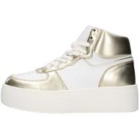 Schuhe Damen Sneaker High Windsor Smith WSPTHRIVE GOLD