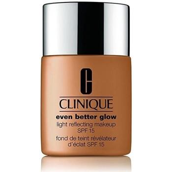 Beauty Damen Make-up & Foundation  Clinique Maquillaje Even Better Glow  WN 114 Golden - 30ml. Maquillaje Even Better Glow  WN 114 Golden - 30ml.
