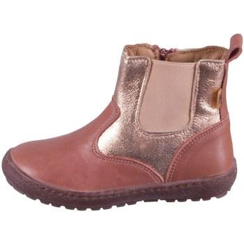Schuhe Mädchen Low Boots Bisgaard Ebba Rosa