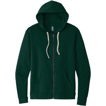 Kleidung Sweatshirts Next Level NX9602 Tannengrün