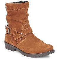 Schuhe Mädchen Boots Ricosta RAJSA Braun