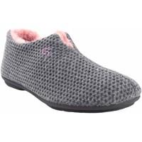 Schuhe Damen Hausschuhe Garzon Hause gehen Frau  5821.291 grau Grau