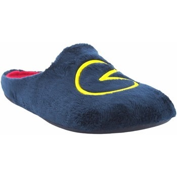 Schuhe Herren Hausschuhe Garzon Go home Gentleman  8304.275 blau Blau