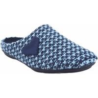 Schuhe Damen Hausschuhe Garzon Hause gehen Frau  5501.345 blau Blau