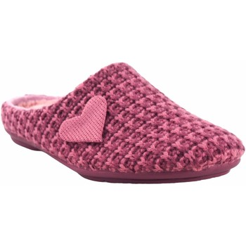 Schuhe Damen Hausschuhe Garzon Hause gehen Frau  5501.345 mauve Rose