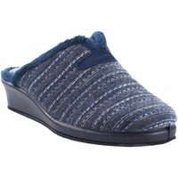 Schuhe Damen Hausschuhe Garzon Hause gehen Frau  1725.527 blau Blau