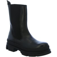 Schuhe Damen Low Boots Steve Madden Stiefeletten Filina SM11001553/017 schwarz