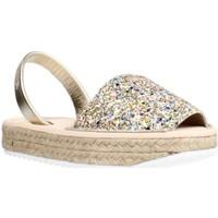 Schuhe Mädchen Sandalen / Sandaletten Ria 21920 21224 Gold