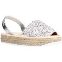 Schuhe Mädchen Sandalen / Sandaletten Ria 21920 21224 Silber