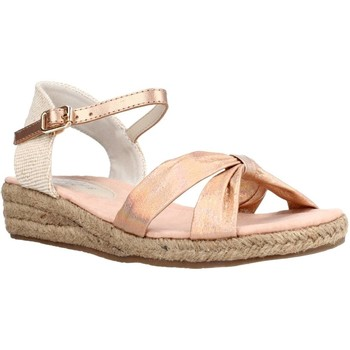 Schuhe Mädchen Sandalen / Sandaletten Conguitos LV555712 Rosa