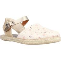 Schuhe Mädchen Derby-Schuhe & Richelieu Conguitos LV121569 Gold