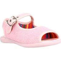 Schuhe Mädchen Hausschuhe Chispas 38245000 Rosa